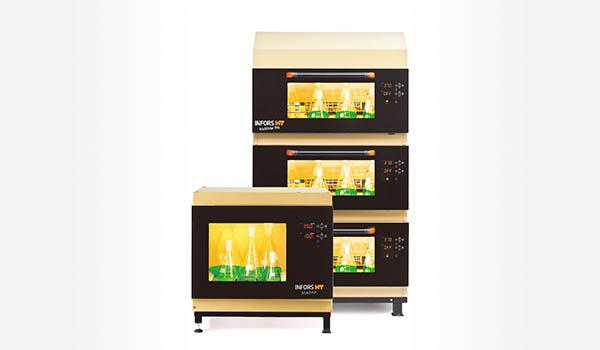 INFORS 最新一代LED光源振荡培养箱